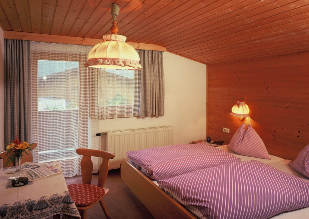 PensionMaria-Doppelzimmer-Saalbach-Hinterglemm