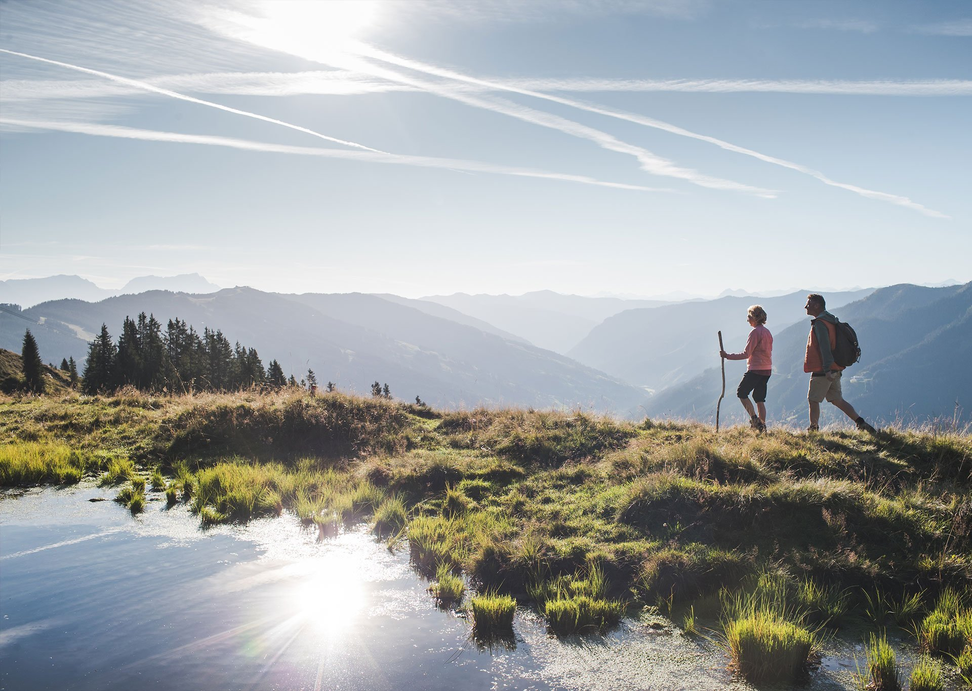 Pension-Maria-Wandern-Saalbach-Hinterglemm