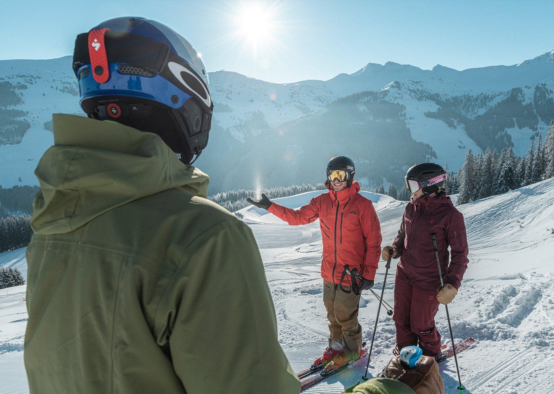 Skifahren-Skicircus-Saalbach-Hinterglemm
